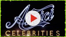 Amici Celebrities, 3^ puntata: Al Bano e Giulia Michelini tra gli ospiti
