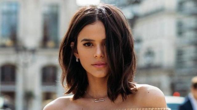 Bruna Marquezine comenta relações: 'Não tenho esperanças pra perder em homens héteros'