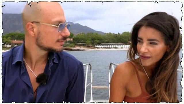 Temptation Island, 5^ puntata: Silvia bacia Valerio sulle labbra