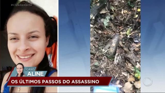 Caso Aline: polícia confirma que a jovem foi abusada antes de morrer