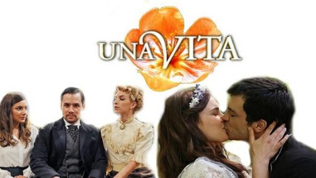Una Vita, anticipazioni spagnole: Lolita litiga con i Palacios per il nome del figlio