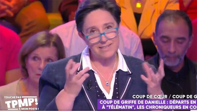 TPMP : La toile s'affole quand Danielle Moreau fond en larmes en direct