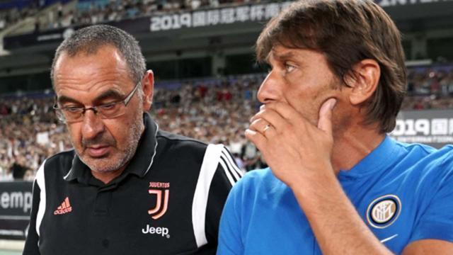 Serie A - 7^ giornata, Inter-Juventus: domenica 6 ottobre alle 20:45