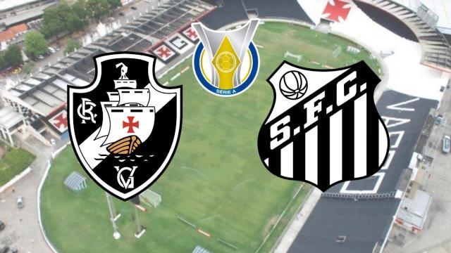 Vasco x Santos: transmissão ao vivo neste sábado (5), às 17h