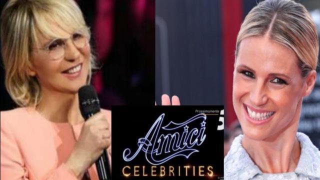 Amici Celebrities: la De Filippi lascia la conduzione