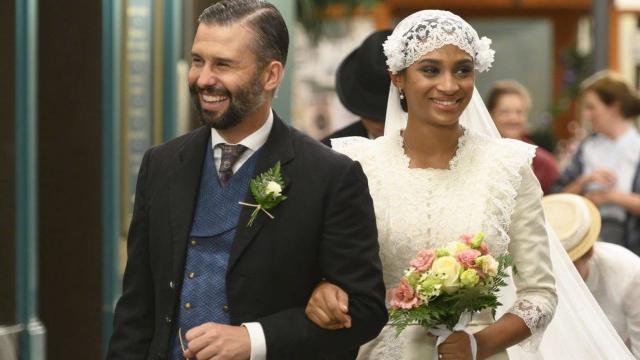 Una Vita anticipazioni: irruzione al matrimonio di Felipe e Marcia