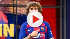 Période compliquée pour Antoine Griezmann au FC Barcelone