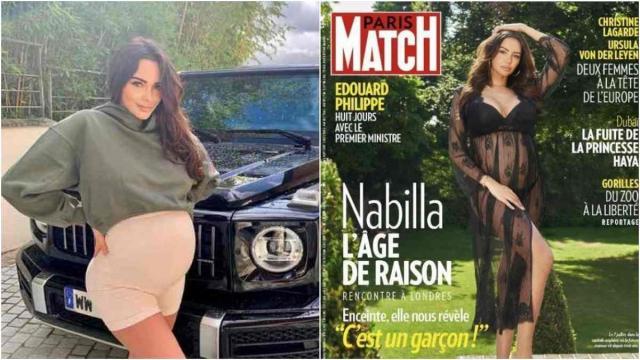Nabilla maman : elle aurait 'vendu son accouchement' à Paris Match