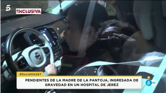 Ana Martín, madre de Isabel Pantoja, sigue ingresada en estado grave