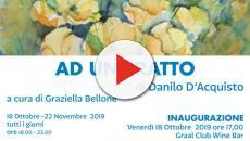 'Ad un tratto', mostra di Danilo D'Acquisto dal 18 ottobre a Palermo