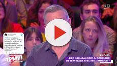 TPMP: Naulleau continue de défendre son ami Eric Zemmour