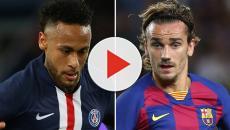 Mercato PSG : un échange Neymar - Antoine Griezmann 'priorité pour 2020'