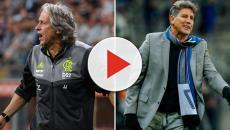 Flamengo x Grêmio: Tricolor deve ter retornos, mas no Rubro-Negro ainda são dúvidas
