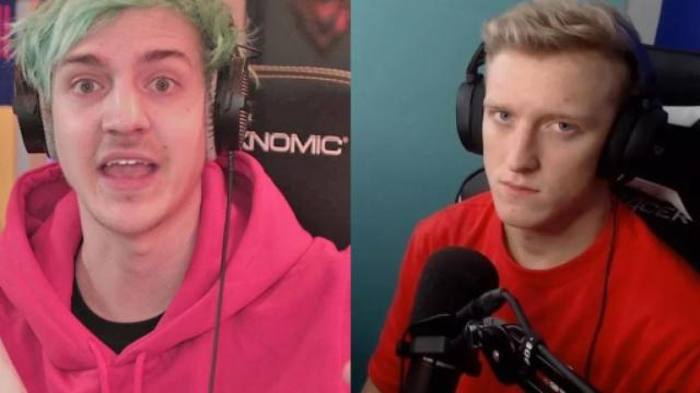 'Fortnite Battle Royale' streamers Ninja and Tfue are fighting on Twitter