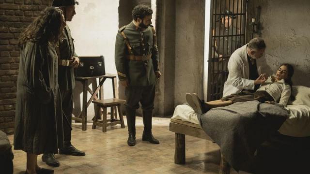 Il Segreto, anticipazioni: Elsa in carcere si ammala al cuore