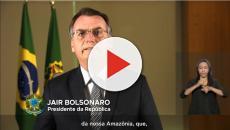 Bolsonaro diz para seguidor esquecer o PSL