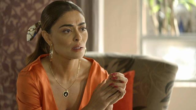 'A Dona do Pedaço': Vivi fica em choque ao descobrir parentesco com Chiclete