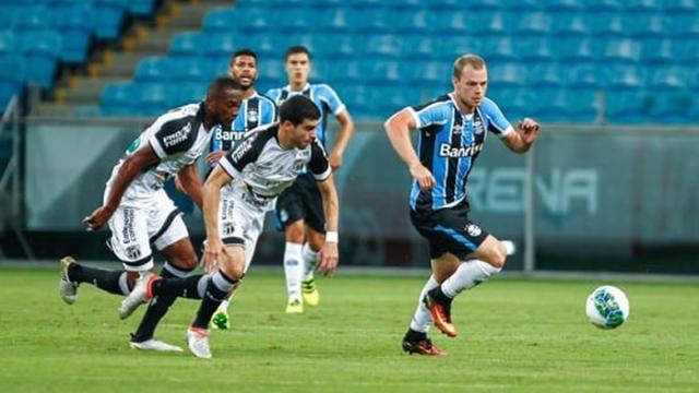 Grêmio x Ceará: onde assistir o jogo ao vivo, possíveis escalações e arbitragem