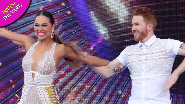 ex-couple Katya, Neil Jones trade spats after live TV comment