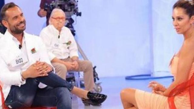 Uomini e Donne, presunta crisi tra Enzo Capo e Pamela Barretta
