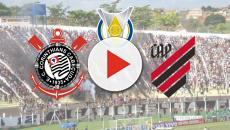 Corinthians x Athletico-PR: transmissão ao vivo no PFC, nesta quinta (10), às 19h15