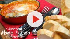 Receita de Ovo à parmegiana fácil, rápido e delicioso