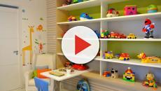 Crianças desde muito pequenas devem aguardar os seus brinquedos