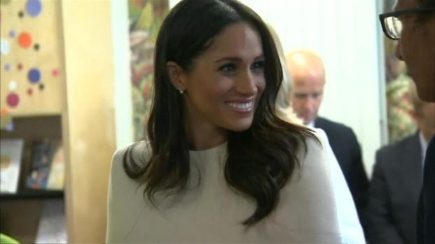 Meghan Markle talks about her charity work in Africa