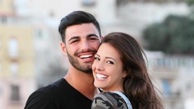 Clarissa Marchese e Federico Gregucci aspettano una bimba