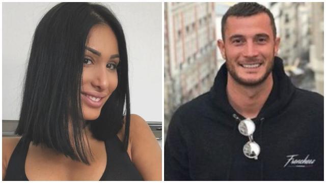 Nacca et Léana réunis pour un booking, ils sont très proches sur Snapchat