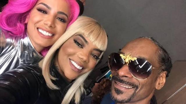 Briga por autoria de música colocou fim a amizade de Anitta com Ludmilla