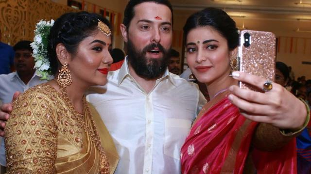 Shruti Haasan breaks up with Michael Corsale - 'It was a good experience'