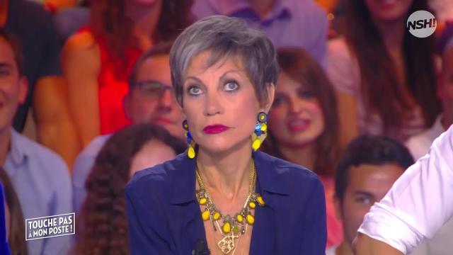 Isabelle Morini-Bosc pousse un coup de gueule contre les Enfoirés dans TPMP