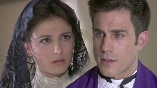 Spoiler Una Vita, puntate italiane 12-13 ottobre: Lucia si confiderà con padre Telmo