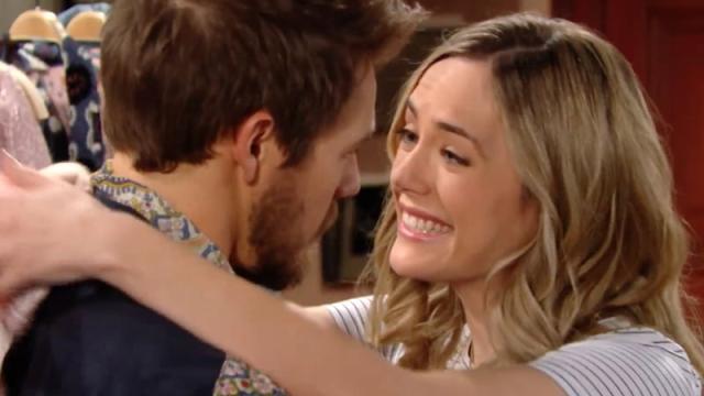 Anticipazioni Beautiful, puntate americane: Liam fa vedere Beth a Steffy di nascosto