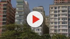 Prédios de Santos entortam um centímetro por ano, diz estudo da prefeitura