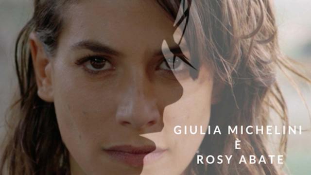 Rosy Abate, Giulia Michelini rivela: 'Voglio lasciare un bel ricordo'