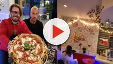 Luché ospita Piero Armenti nel suo locale a New York: 'La pizza è una moda, come a Londra'