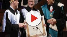 Laurea honoris causa in economia a Draghi