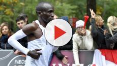 Ineos 1:59 Challenge: Eliud Kipchoge abbatte il muro delle due ore sulla maratona