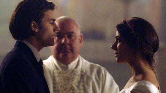 Rosy Abate 2, gran finale di stagione: Leonardo e Nina si sposano