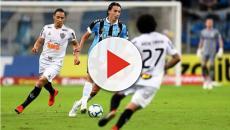 Atlético MG x Grêmio: onde assistir ao vivo, escalações e arbitragem