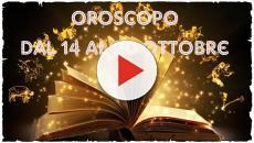 Oroscopo dal 14 al 20 ottobre: problemi familiari per il Toro