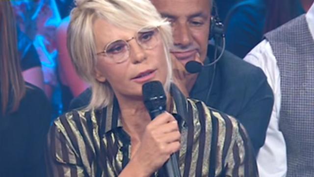 Amici celebrities, Maria De Filippi: 'Conduzione era di Michelle, non sono andata via'