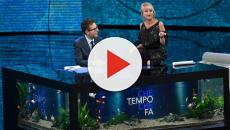 Rula Jebreal ospite di 'Che tempo che fa?' risponde alle domande sul razzismo in Italia
