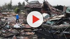 Japon : les dégâts causés par le typhon Hagibis sont colossaux