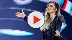 Sandy desabafa após show que feito doente em São Paulo: 'Não foi fácil'