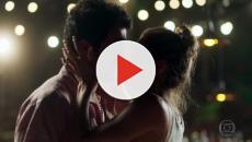 'Bom Sucesso': Marcos e Paloma acabam beijando na praia