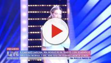 Clizia Incorvaia ha detto A a Live-Non è la D'Urso, di aver dato solo un bacio a Scamarcio