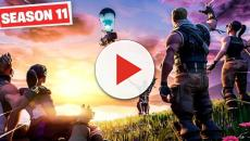 New map and features revealed in leaked 'Fortnite' season 11 video